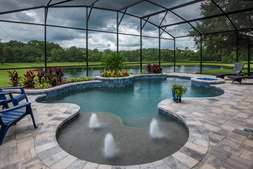 pool entry options