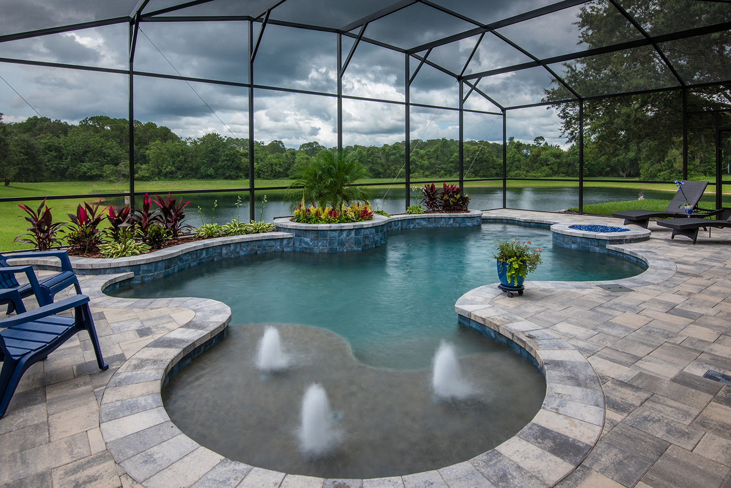 Pool Entry Options - How to Select the One that is Right for Your