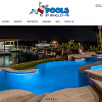 Pools by Bradley New Web site is Now Live