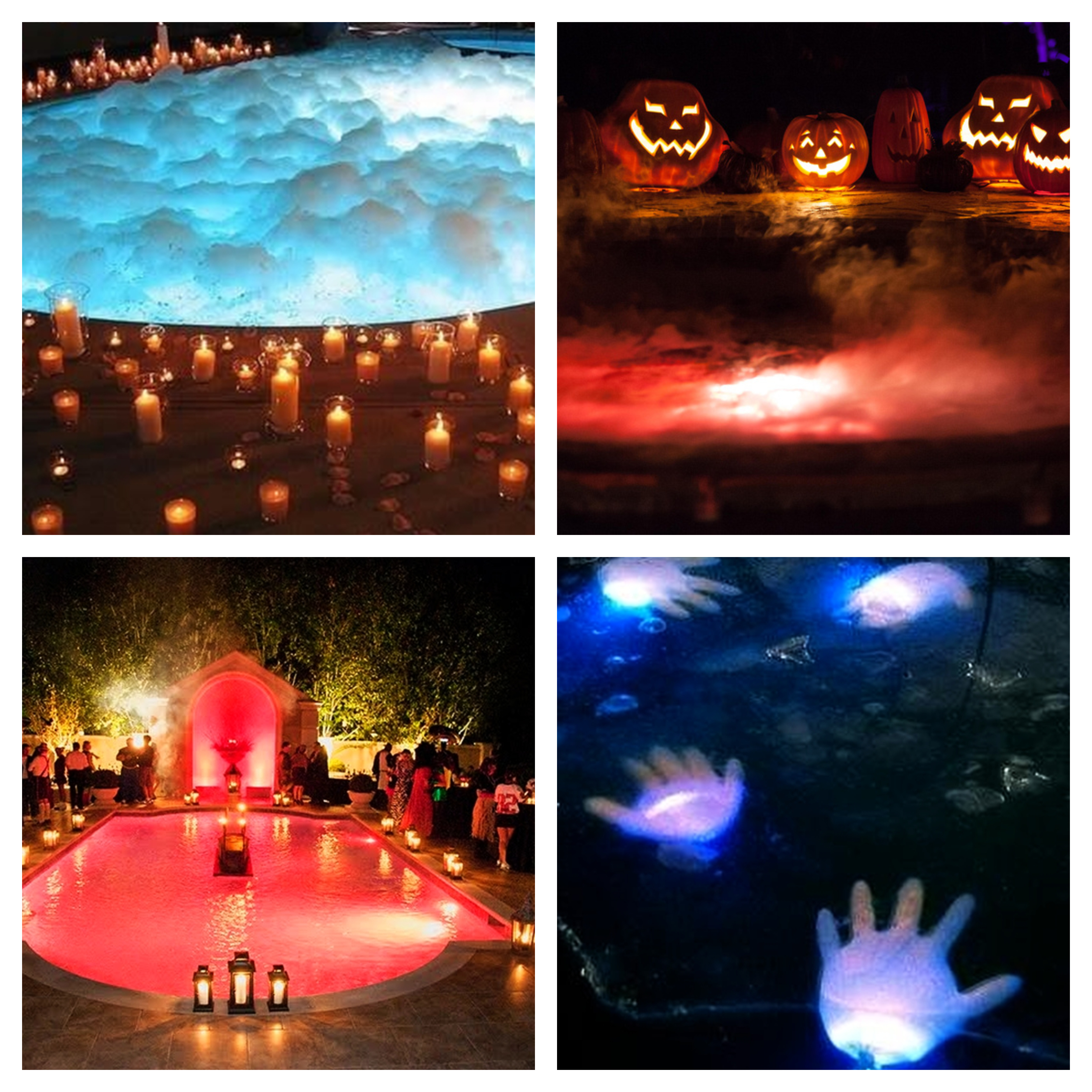 Holiday Decorations For Your Central Florida Pool Fall Festivites