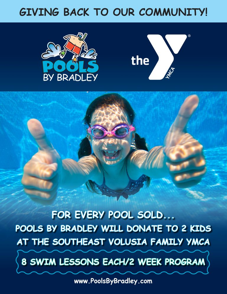 Pools by Bradley Partners with the YMCA